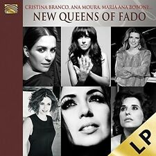Campos / Navarro / Misia / Bobone - New Queens of Fado [New Vinyl LP]