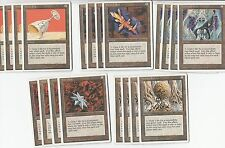 Magic the Gathering MTG**20x*4th Life Gain Artifact*NM-SP*4x of each type*