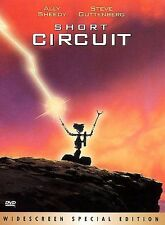 DVD Short Circuit WIDE: Ally Sheedy Steve Guttenberg Fisher Stevens A Pendleton