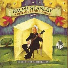 Ralph Stanley - Distant Land (2010) - Used - Compact Disc