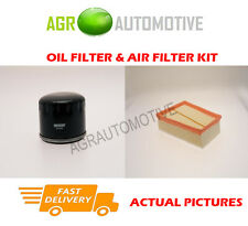 DIESEL SERVICE KIT OIL AIR FILTER FOR RENAULT GRAND SCENIC 1.5 110 BHP 2009-