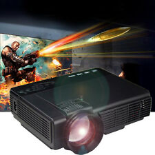 3500 Lumens LED Projector Home Theater USB TV 3D HD 1080P Business VGA/HDMI