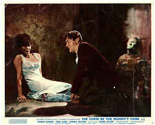 CURSE OF THE MUMMY'S TOMB LOBBY CARD HAMMER HORROR TERENCE MORGAN JEANNE ROLAND