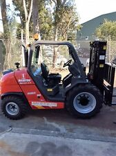 Manitou MH25 Buggie 4x4 Forklift Diesel 2.5Ton HIRE $550/pw+GST Negotiable