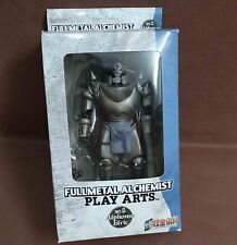 new Fullmetal Alchemist Play Arts Kai Alphonse Elric Figure Square Enix OLD 6""