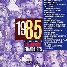 CD Les plus belles chansons francaises 1985 LIO (Mylène Farmer)  Gérard LENORMAN