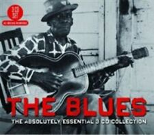 Various Artists - Blues (The Absolutely Essential 3 CD Collection, 2011)