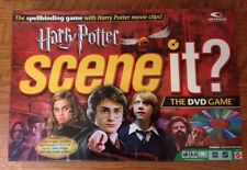 Scene It ? Harry Potter The DVD Board Game Complete Mattel 2005