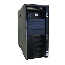 HP WORKSTATION Z800 2X  XEON E5507-2,27GHZ/12GB/ 2x 250GB HD