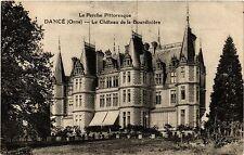 CPA   Le Perche Pitt.-Dancé(Orne) - Le Cháteau de la Bourdiniére   (355450)
