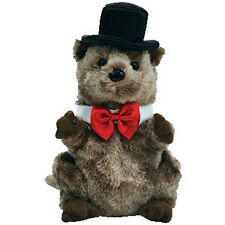 TY Beanie Baby - PUNXSUTAWNEY PHIL 2008 the Groundhog (Chamber of Commerce Excl)