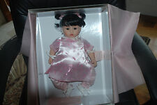 "Perfectly Pink Madame Alexander Asian  14"" Doll, Baby Alexander Collection"