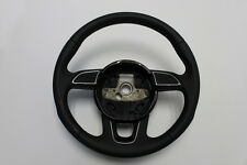 Org Audi Q3 8U Q5 8R Sportlenkrad Leder 8R0419091AA steering wheel CJM schwarz