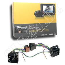 Parrot mki9200 Bluetooth Manos libres + peugeot Radio Adaptador Quadlock ab2004