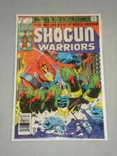 SHOGUN WARRIORS #11 VOL 1 MARVEL COMICS DECEMBER 1979