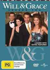 Will & Grace  - Season 2 : NEW DVD