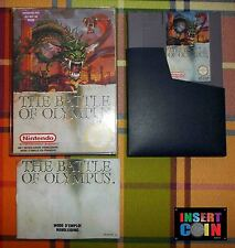 JUEGO NINTENDO NES THE BATTLE OF OLYMPUS  PAL B   NES