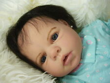 SALE Noah Awake Custom Reborn Doll Reva Schick Little Darlins Nursery Rita Meese