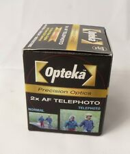 Opteka 2X AF Telephoto conversion lens 37mm