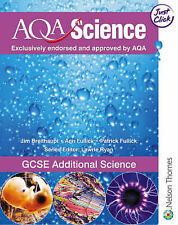 AQA Science GCSE Additional Science Textbook Revision 2006, Breithaupt, Fullick