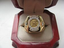 "NEW! Gents ""NRA Benefactor Member"" CREST Ring *"