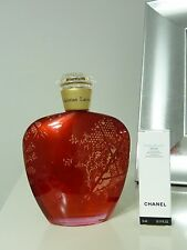 TUMULTE Christian Lacroix EDP 100ml almost 90 % full UNBOXED + CHANEL serum 5ml