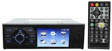 "Power Acoustik PD-344 3.4"" LCD 1-DIN DVD/CD/MP3 Car Stereo Receiver W/USB + Aux"