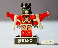 Kre-O Transformers Movie Series 1 Mini Figures Micro Changers Misfire