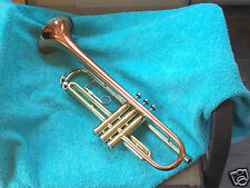 1965 Conn Director Trumpet  Coprion bell  good cond. with  case Made in the USA