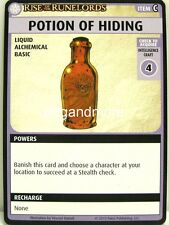 Pathfinder Adventure Card Game - 1x Potion of Hiding - Character Add-On
