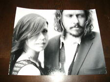 Civil Wars Promo 8x10 Photo Music Joy Williams John Paul White Country Duo #2