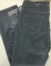 NWT NYDJ MARILYN Gray Corduroy Striaght Jeans 16P $110 Not Daughter's NORDSTROM