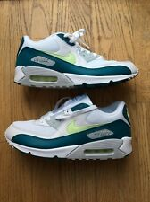 Nike Air Max 90 Spruce Lime Rare JD Sports Size 12