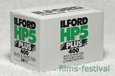 3 rolls ILFORD HP5 400 Plus B&W Film 35mm 36exp 135-36