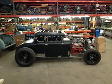 2-8 Model A & Model T Ford coupe, sedan, pickup, roadster hot rod frame