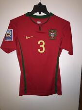PORTUGAL 2011 World Cup Qualifiers Kimberly Brandao SIGNED JERSEY GAME? Soccer