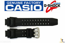 CASIO GA-1000-1B G-Shock Black Rubber Watch BAND Strap GA-1000-2B GA-1000-9G