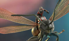 Marvel Ant-Man on Flying Ant Miniature Collectible Hot Toys