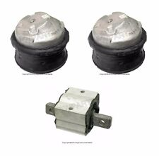 Mercedes V8 (98-03 ) Engine +A/T Mounts (3pcs) CORTECO Auto Transmission Support
