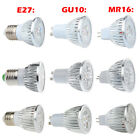 1/10/20x Dimmable 9W 12W 15W MR16 E27 GU10 EPISTAR LED Spot Light Bulb Bombillas