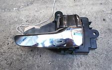 MITSUBISHI L200 2.5 DI-D Front Or Rear Door Inner Handle Right MN105360 Chr 2007