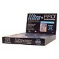 300 ULTRA PRO PLATINUM 6-POCKET Pages 2.5x5 Sheets Protectors Brand New in Box