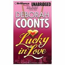 Lucky o'Toole Vegas Adventure: Lucky in Love 0 by Deborah Coonts (2013, CD,...