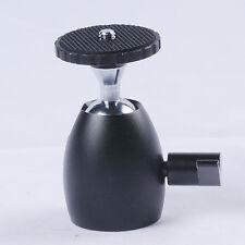 360 degree Mini Ball Head Tripod Ballhead Stand For DSLR Camera