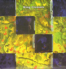 KING CREOSOTE - I Learned From The Gaels LP NM 5034202146667