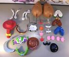 Disney Pixar Toy Story 3 Mr Potato Head Buzz Lightyear Jessie Woody Used Read!