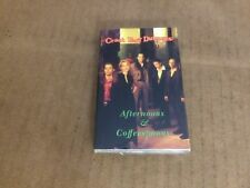 CRASH TEST DUMMIES AFTERNOONS AND COFFEESPOONS  FACTORY SEALED CASSETTE SINGLE