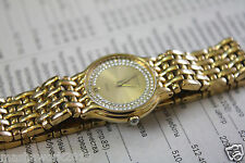 Raymond Weil Geneve Fidelio 4702 Ladie's Watch Swiss made 18K White GP Diamond