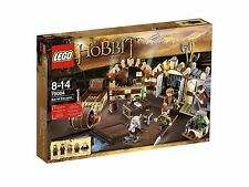 LEGO LOTR: Barrel Escape (79004) *FACTORY SEALED IN BOX*