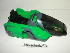 Power Rangers Lost Galaxy Green Galactic Speeder Vehicle Bandai 1998 RARE MMPR